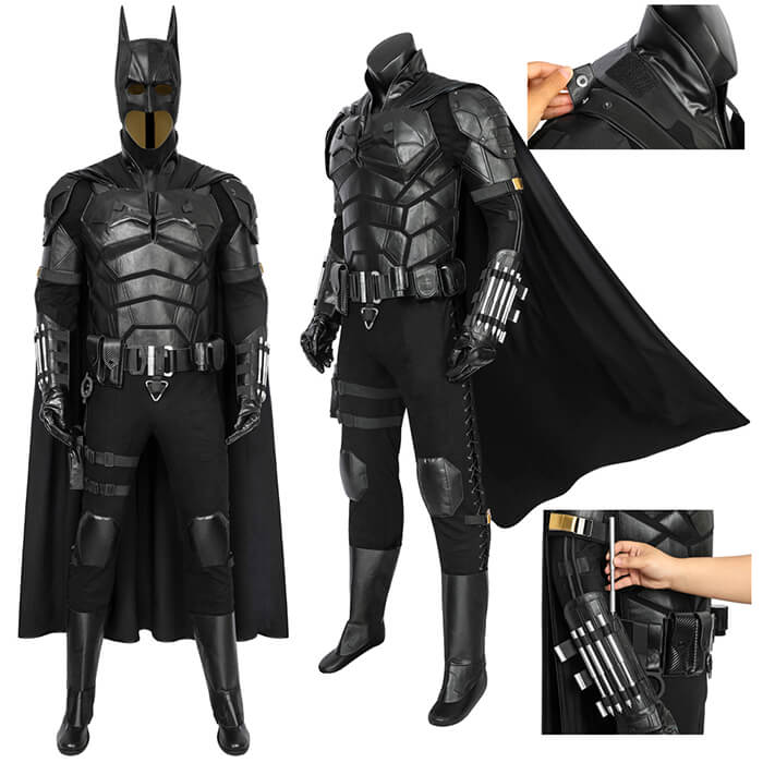 Batman Cosplay Costume Guide